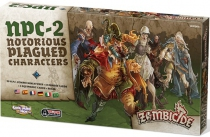 Zombicide - Black Plague : Notorious Plagued Characters #2