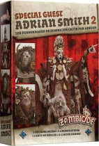 Zombicide - Black Plague : Special Guest Adrian Smith 2
