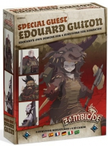 Zombicide - Black Plague : Special Guest Édouard Guitton