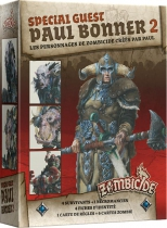 Zombicide - Black Plague : Special Guest Paul Bonner 2