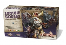 Zombicide - Black Plague : Zombie Bosses - Abomination Pack