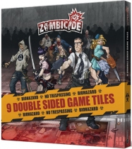 Zombicide : Double Side  Game Tiles