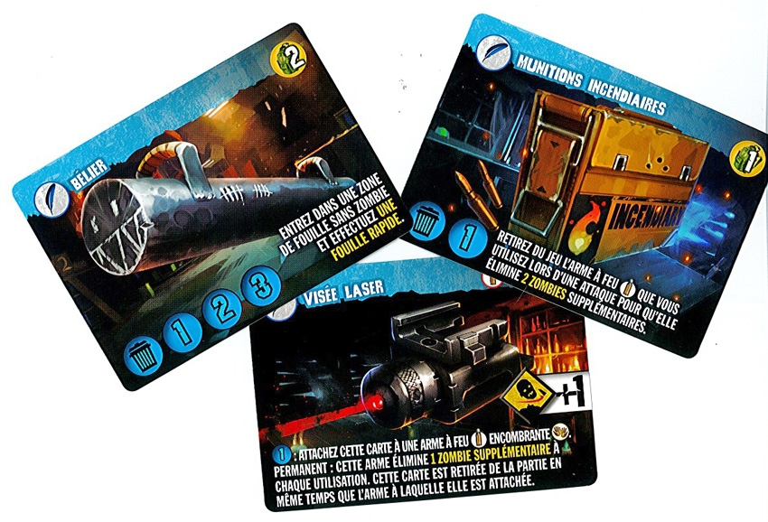 Zombie 15 : Left Alone - Campagne Solo + 3 cartes Goodies