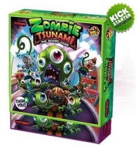 Zombie Tsunami - Ultimate Set KS - Jeu de Plateau