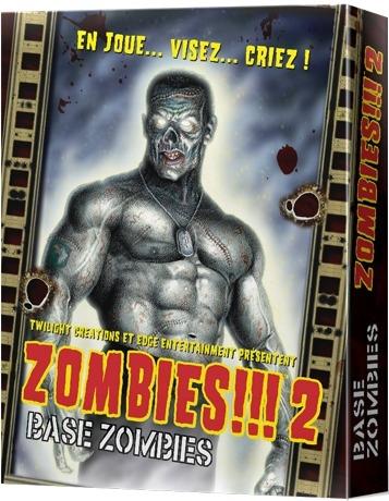 Boite de Zombies!!! 2 : Base Zombie