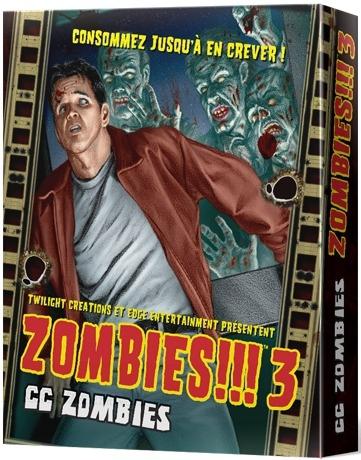 Boite de Zombies!!! 3 : Centre Commercial Zombies